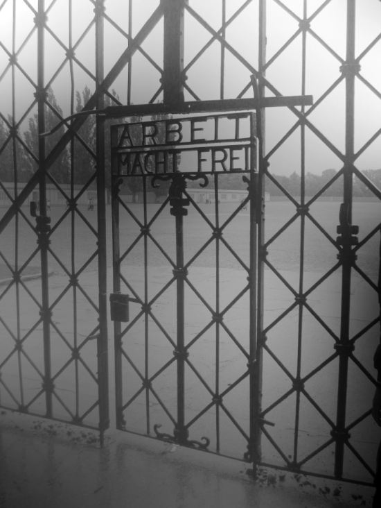 Dachau Concentration Camp (Дахау)